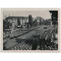 SA Members in parade