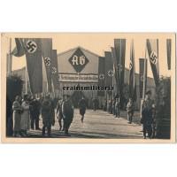 Reichstagung der Auslandsdeutschen in Erlangen