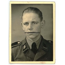 SS Sturmmann portrait