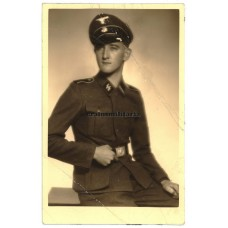 SS Rottenführer portrait