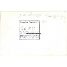 German Kradmelder killed in France 1940