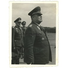 Hugo Sperrle at Toulouse airfield