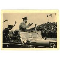 Hitler in Giebelstadt