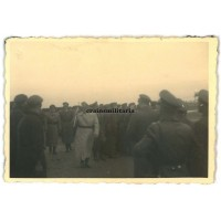 Hermann Göring in troop visit