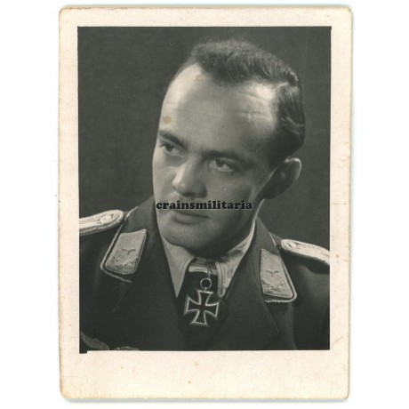 JG26 Knight's Cross winner Gerhard Vogt
