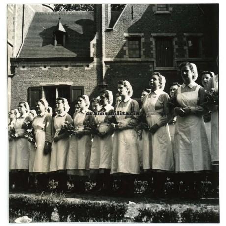 Flemish DRK nurses in Deurne