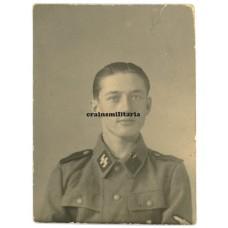 SS Portrait GvB soldier