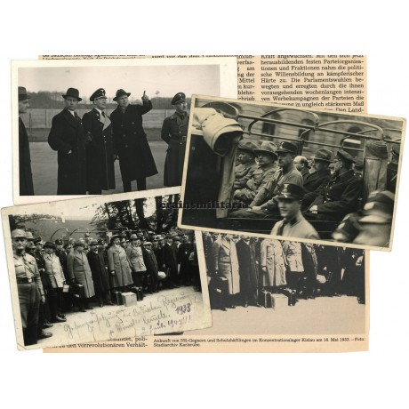 Deportation of Baden government to KZ Kislau