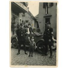 Allgemeine SS in Kaiserslautern 1933