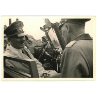 Hitler in Maginot line visit France - 5 photos
