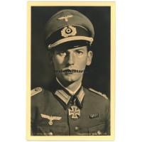Hauptmann Wilhelm Specht - Hoffmann postcard
