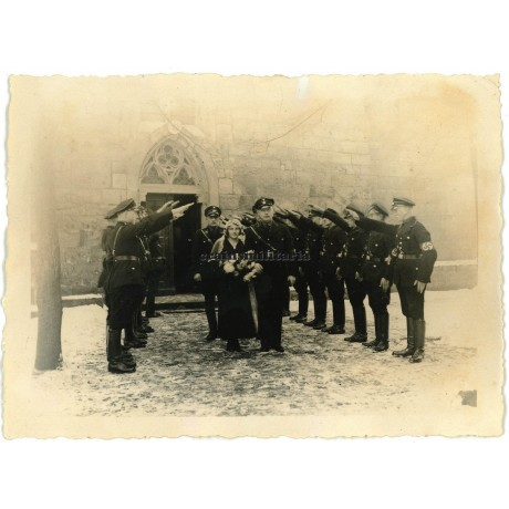Allgemeine SS wedding