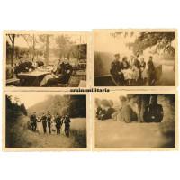 Allgemeine SS with women