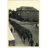 Gauparteitag parade in Stuttgart 1931
