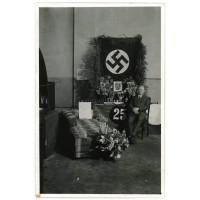 Third Reich 25 year work jubilee