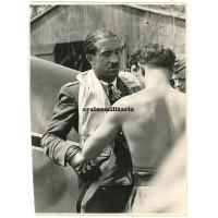 Adolf Galland in France, 1941