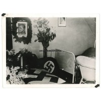 Horst Wessel's living room