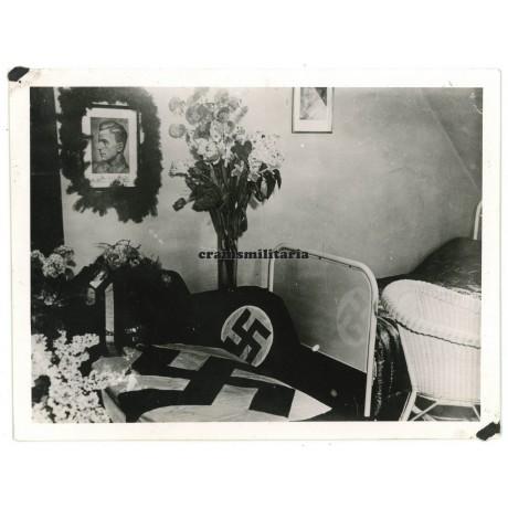 Horst Wessel's living room
