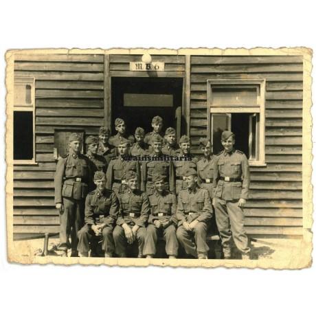 LSSAH soldiers in Döberitz