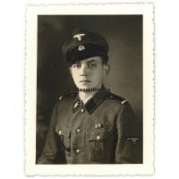 SS Portrait in Posen (Poland)
