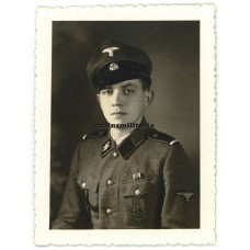 SS Portrait in Posen (Poland)