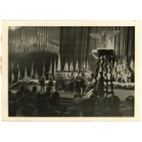 Ludwig Siebert funeral - Press photo