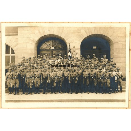 Large SA group portrait in Alzey