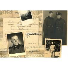 Small SS Totenkopf grouping