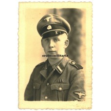 SS Rottenführer studio portrait