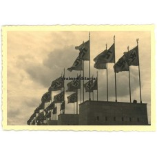Nazi flags at Nürnberg stadium