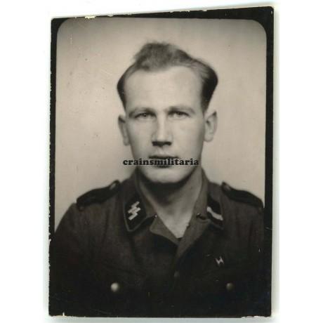 SS Rottenführer portrait photo