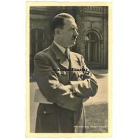 Reichskanzler Adolf Hitler - Hoffmann postcard