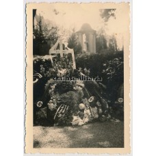***SOLD*** Decorated SS grave