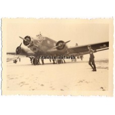 ***SOLD*** Junkers Ju52 with unit emblem in Frankfurt