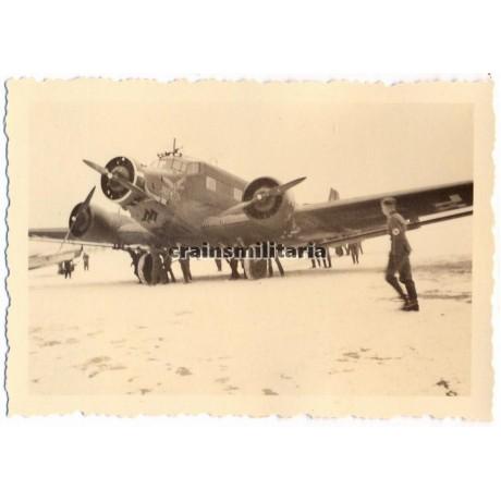***SOLD*** Junkers Ju52 with unit emblem in Frankfurt
