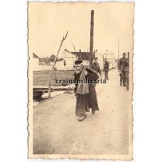 Jew in Siedlce Poland 1941