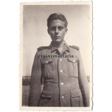 Young SS Soldier