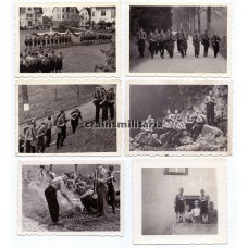 ***SOLD*** Six Hitlerjugend photos