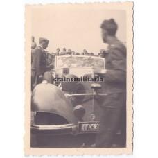Hermann Göring visiting troops in France