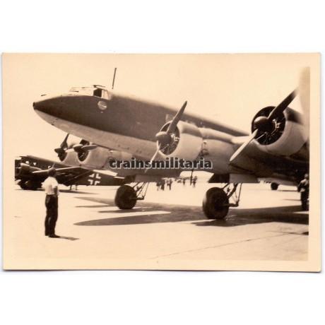 ***SOLD*** Adolf Hitler's Focke Wulf Fw200 Condor private airplane