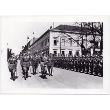 ***SOLD*** Hitler and Göring inspecting the Wachtruppe Berlin