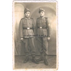 ***SOLD*** Feldgendarmerie brothers portrait