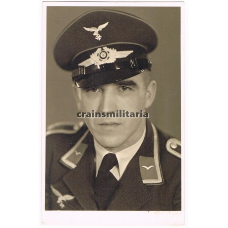 Luftwaffe Unteroffizier portrait