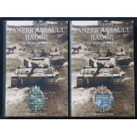 The German Panzer Assault badge of World War II - Philippe De Bock