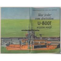 Was jeder vom deutschen U-boot wissen muss