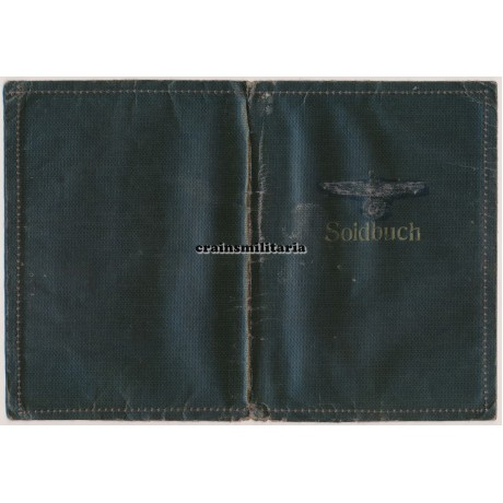 Soldbuch cover