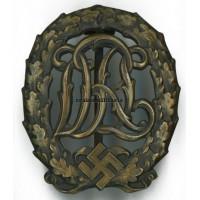 DRL Sportabzeichen in Bronze - Wernstein, Jena