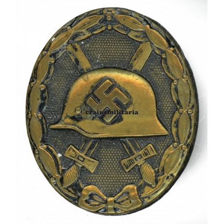 Verwundetenabzeichen in Schwarz - unmarked