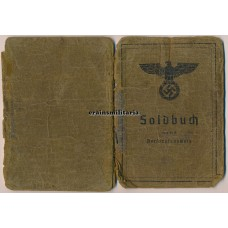 DAK Soldbuch - 15. and 21.Pz.Div.