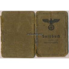 DAK Soldbuch - 15. and 21.Pz.Div.
